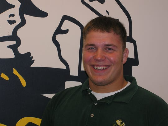 FILE - Former Cathedral standout Tommy Hunter, shown here in 2004.