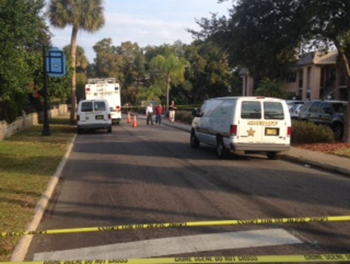 Police officer shot, killed in Tarpon Springs