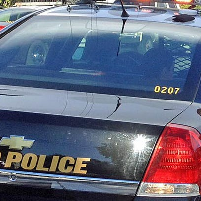 Reno police responded to a report of shots fired Tuesday night.