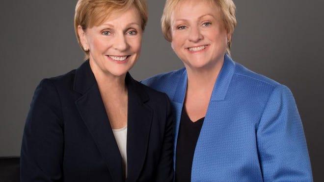 Elaine Lyerly and Melia Lyerly