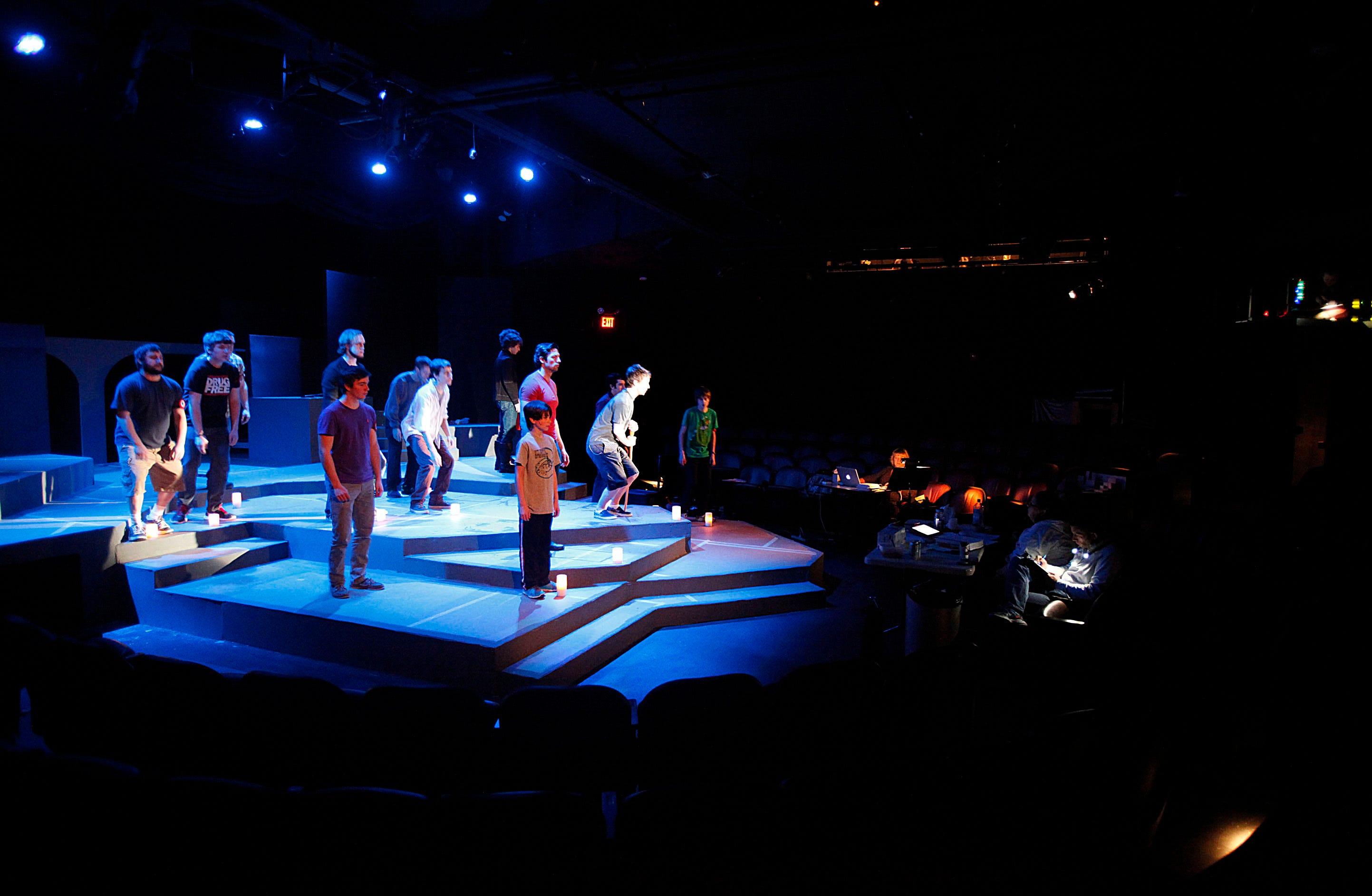 Pentacle theater season tickets