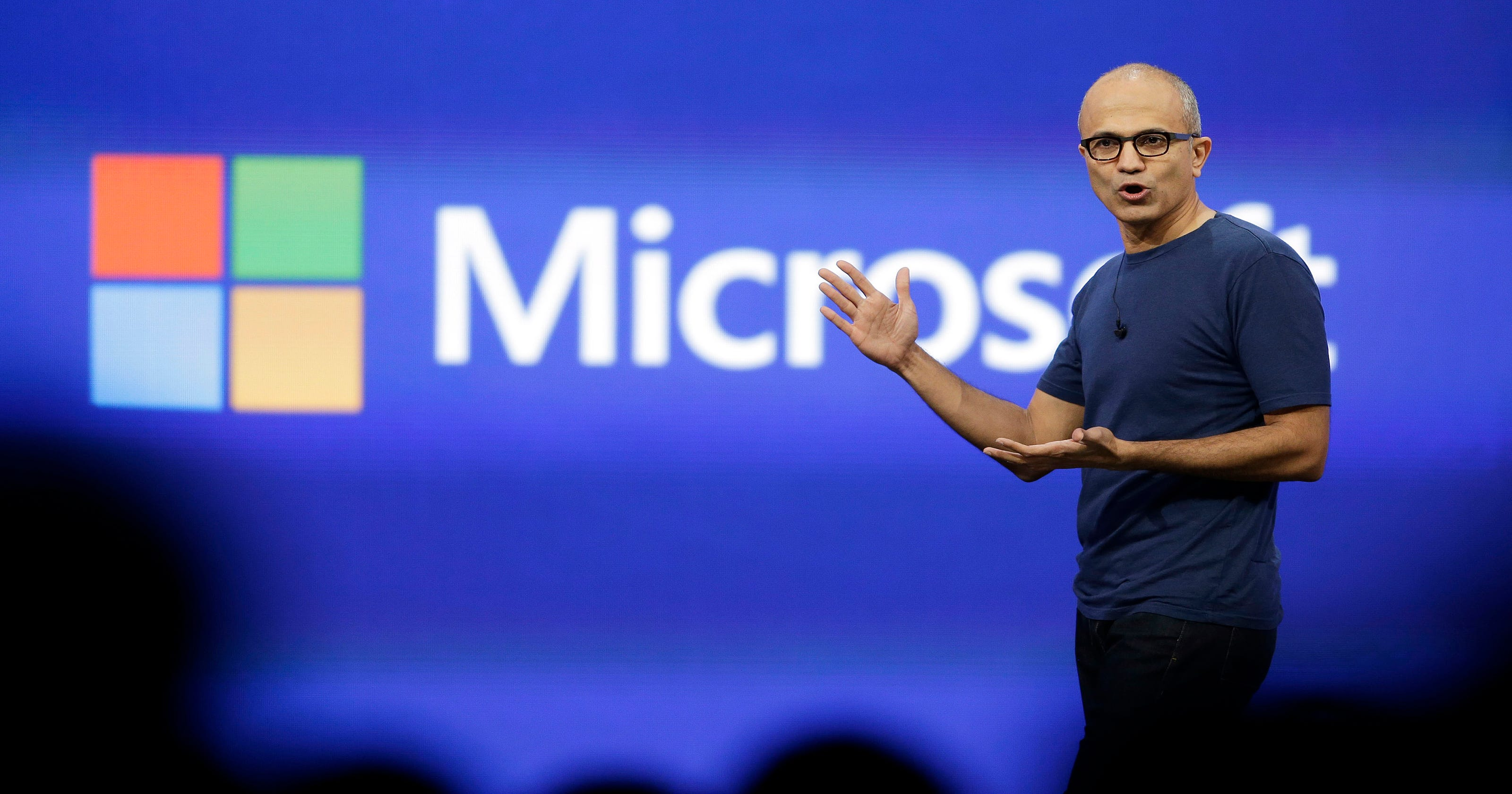 Interview: How Nadella plans to upend Microsoft