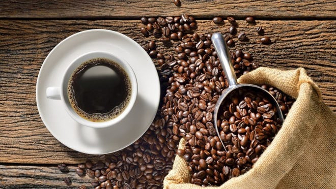 Americans consume half the world's coffee supply, and 52 percent of Americans over the age of 10 drink coffee.