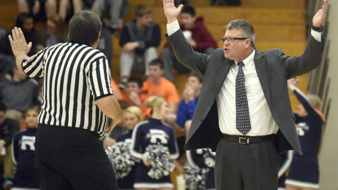 Reitz boys' basketball coach Michael Adams is closing in for 400 career victories. He will lead the Panthers against visiting Memorial at 7 p.m. Tuesday in the first round of the Banterra Bank SIAC Tournament.