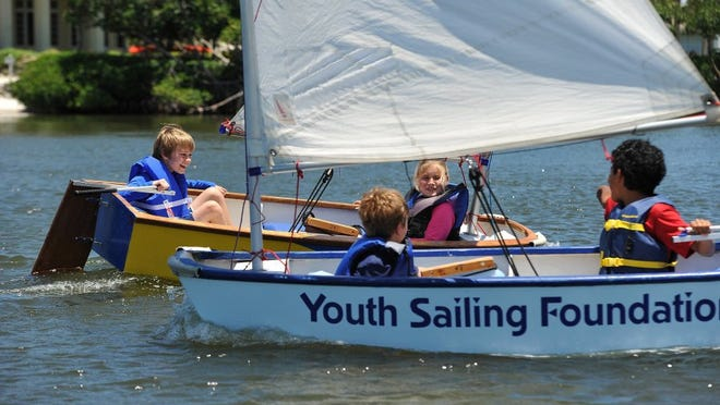 The Youth Sailing Foundation has proposed building a community sailing center.