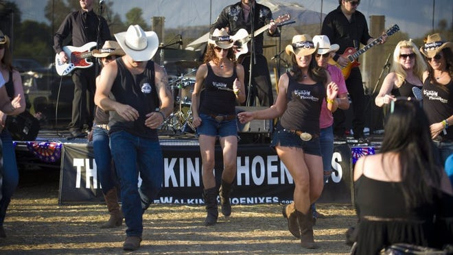 The Oakheart Country Music Festival returns June 1 to Conejo Creek Park South in Thousands Oaks.