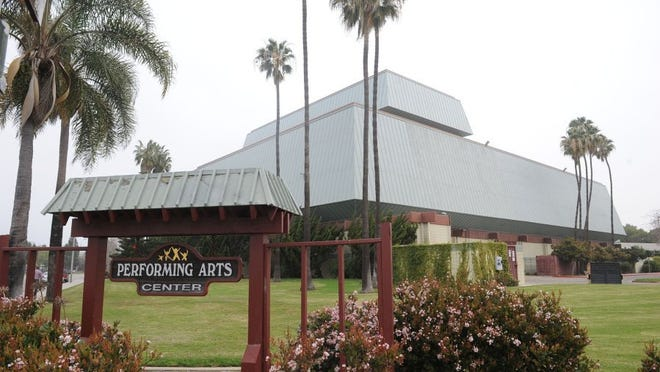 STAR FILE PHOTO Oxnard Performing Arts Center