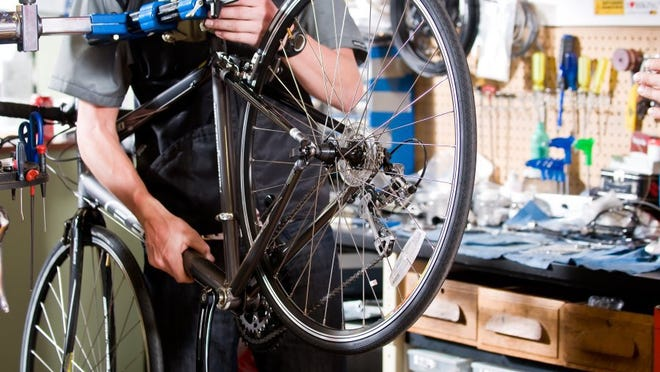The Franklin Police Department is encouraging residents to register their bicycles with the department.