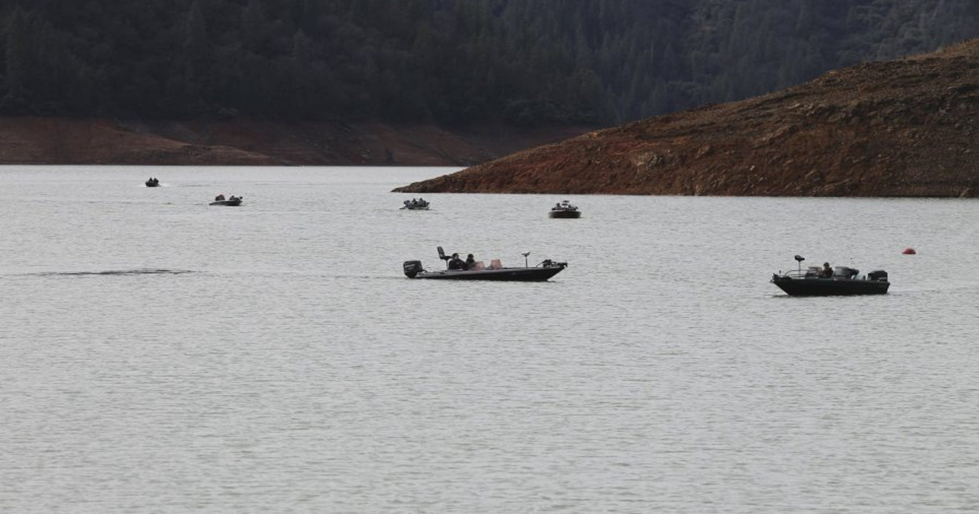 Club bass fishing is coming to Simpson University in Redding