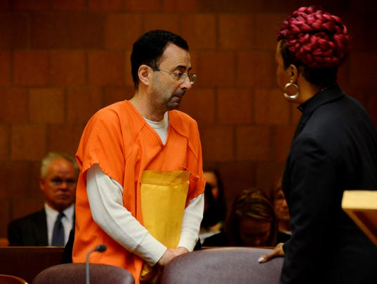 State wants to terminate Larry Nassar's parental rights - photo#40