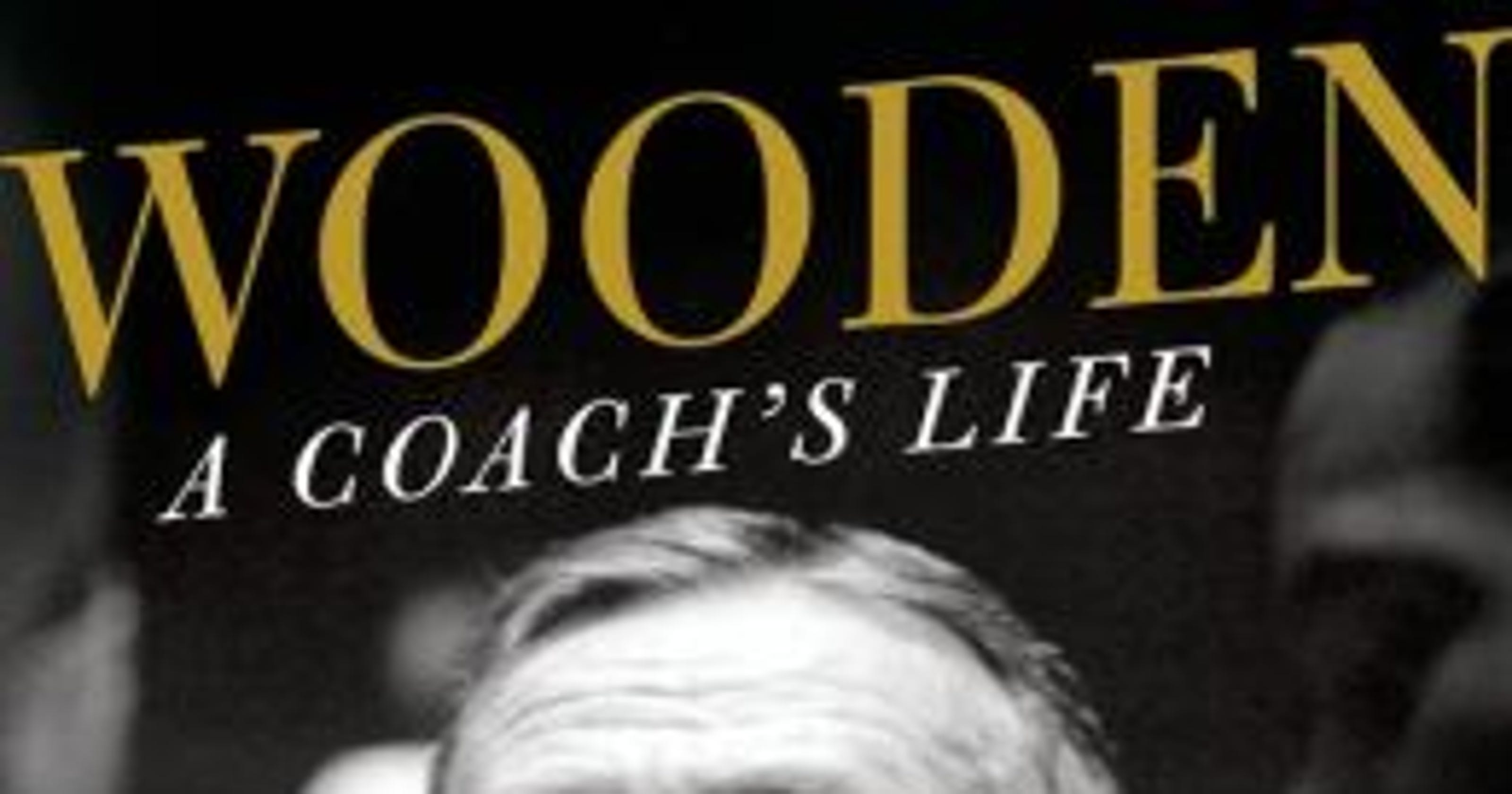 Book Takes Deep Dig Into Life Of John Wooden