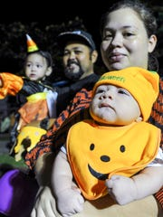 Parents should accompany young ones as they go out for a night of fun on Halloween.