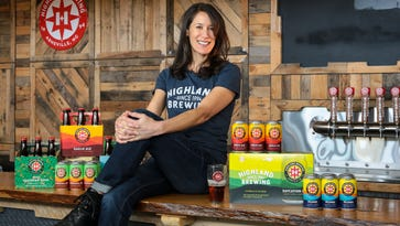Highland Brewing reveals fresh look on labels, logos