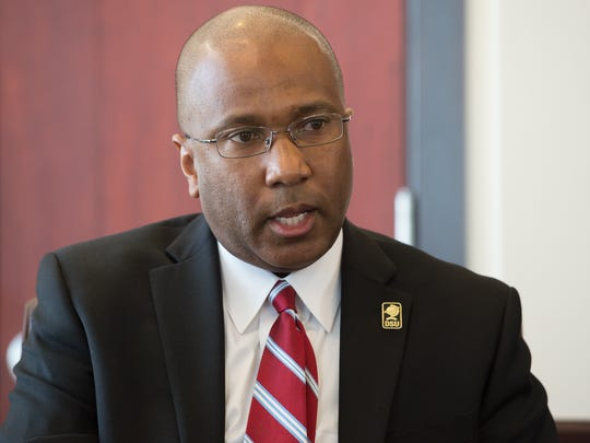 Delaware State University President Harry L. Williams talks about the impact Trump's administration and budget could have on historically black colleges and universities.
