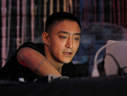Shigeto performing in San Francisco in 2016.