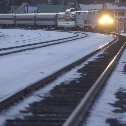 Critically injured Amtrak passenger making progress in recovery; family still in the dark