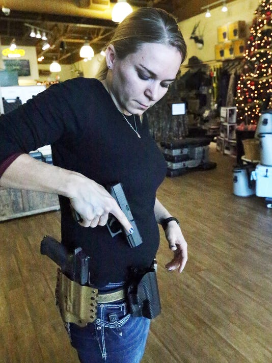 Open carry law now in effect in Texas