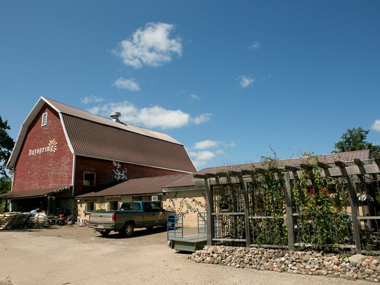 Munson Bridge Winery in Withee