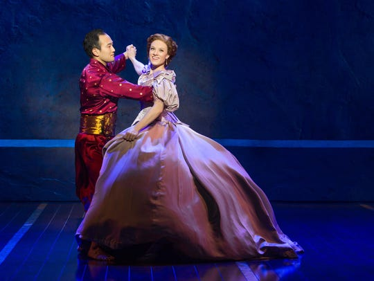 "The national tour of Rodgers & Hammerstein's ""The King"