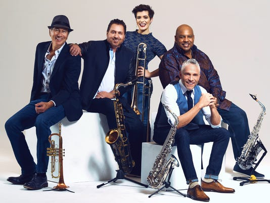 Dave Koz Summer Horns Tour