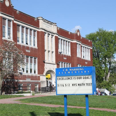 Warring Elementary School in the City of Poughkeepsie
