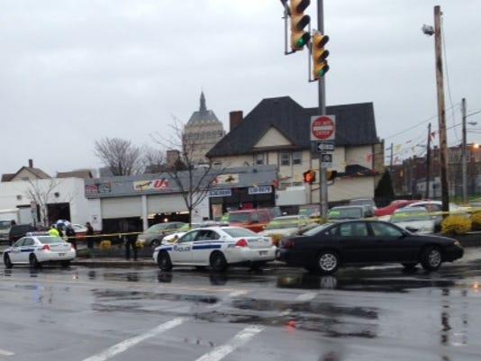 Lyell Avenue shooting