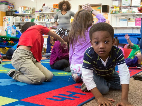 For students like, Clarence Grandison, enrollment in a Voluntary Pre-kindergarten program is a head start on learning. The application process for VPK is currently underway for children who turn four-years-old by Sept. 1.