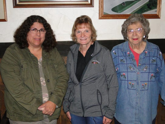 During the annual Wisconsin Women for Agriculture meeting