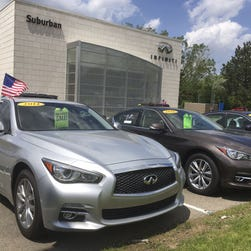 Off Lease Cars Pushing Market Down