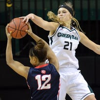 UWGB's Allie LeClaire, Jessica Lindstrom prepare for pro basketball careers