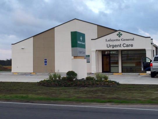 Lafayette General Urgent Care