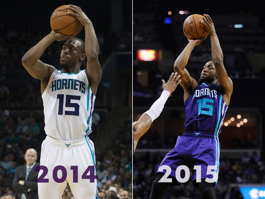 Kemba Walker refined his shot this past offseason.