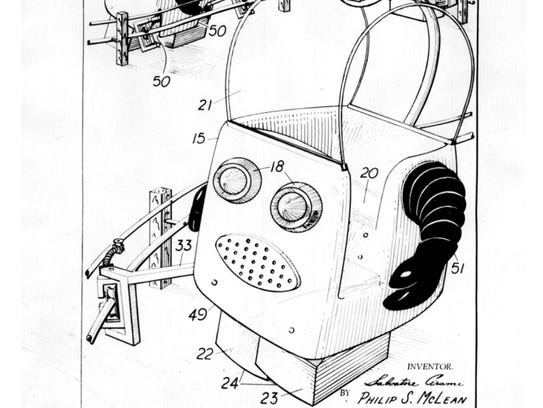 Robot ride patent