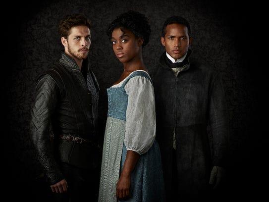 ABC's 'Still Star-Crossed' stars Wade Briggs as Benvolio,