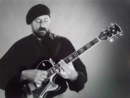 Jazz guitarist Steve Gravino will be part of Jazz on