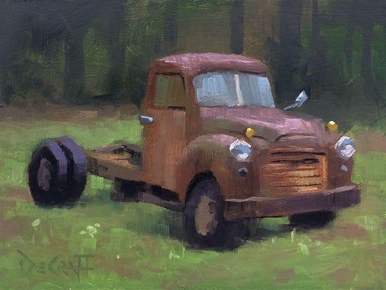 """Rust in Peace"" by Larry DeGraff"