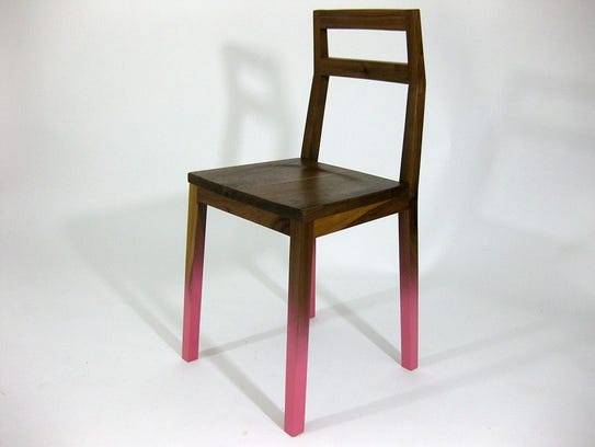 """This chair by John Rizzo is part of the """"FUNction"""""""