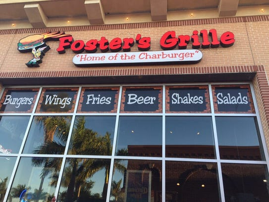 Foster's Grille permanently closed in May 2018 at Gulf
