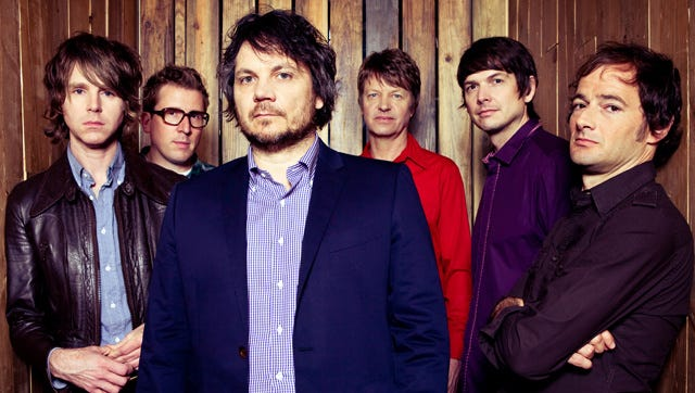 Wilco will headline the annual Independence Day Music Festival at Salt River Fields.
