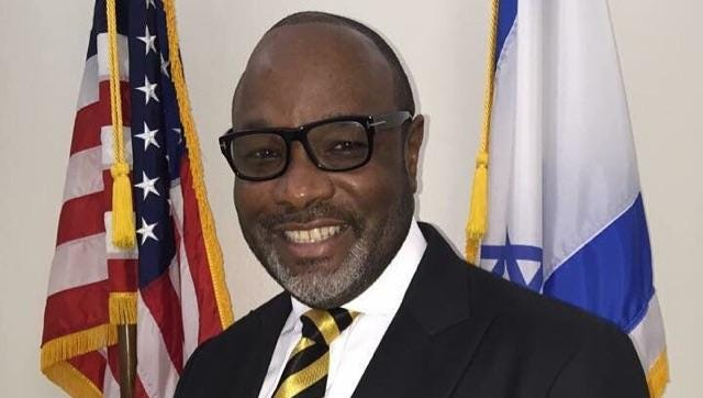 Bishop L. Lawrence Brandon
