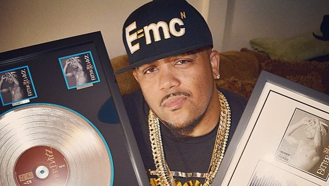 Former El Pasoan Emcee N.I.C.E. wants to share what's he's learned in the recording industry by opening a performing arts school in El Paso.