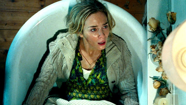 """Emily Blunt stars in """"A Quiet Place."""""""