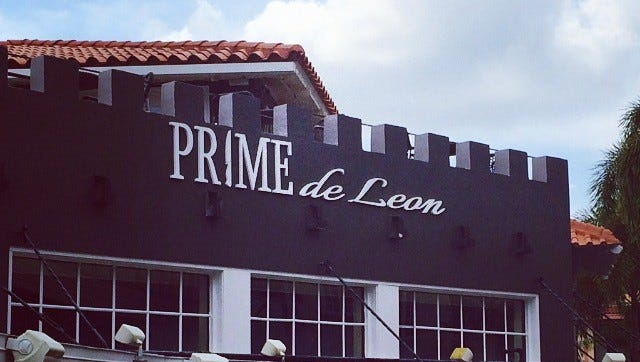 In June, the upstairs bar at Prime de Leon will serve as an intermediate home for many of the Spritis of Bacchus bartenders.