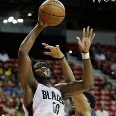 Purdue basketball alum Caleb Swanigan leads Portland back to NBA Summer League finals