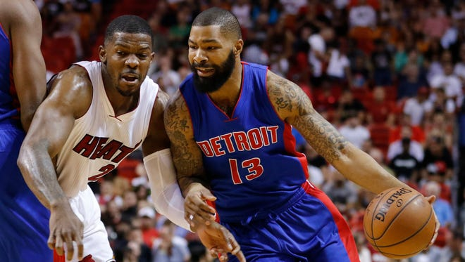 Miami 107 Detroit 89 Cold Shooting Pistons Gassed By Heat