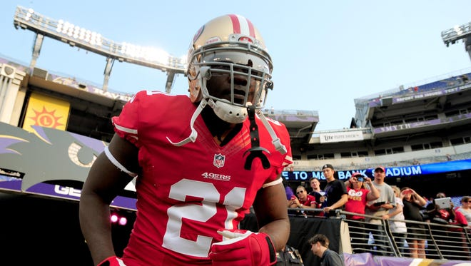 Frank Gore brings credibility to the Colts running back room.