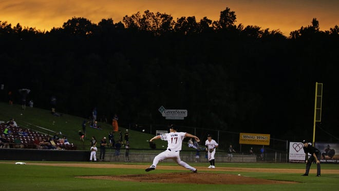 In between the raindrops this summer, there was baseball, including the Timber Rattlers at Fox Cities Stadium.
