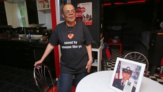 Heart transplant recipient Roxanne Watson talks about
