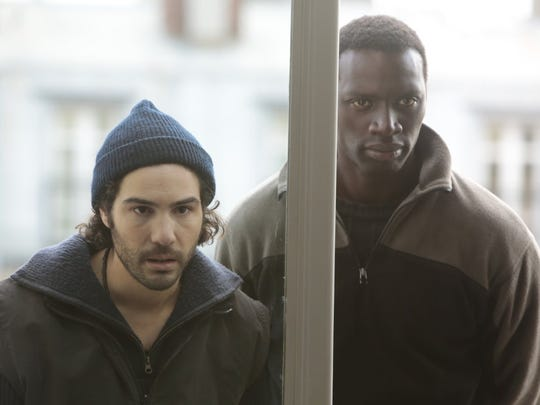 Omar Sy plays a Senegalese immigrant who makes mistakes like the rest of us.