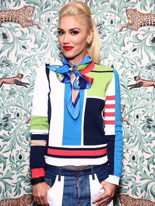 Gwen Stefani Visits LinkedIn For Interview With Daniel Roth